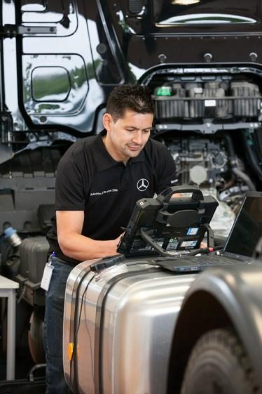 Technical Specialist Carl Nash