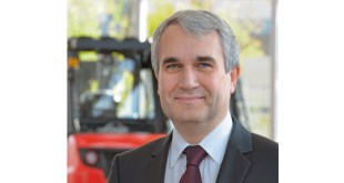 Christophe Lautray CSO Linde Material Handling elected President of the European Materials Handling Federation FEM