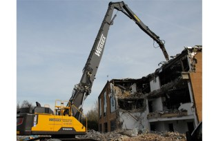 First EC480E High Reach goes to Wessex