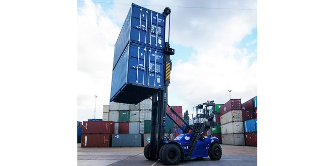 Maritime invests to enhance its empty containerhandling capabilities from Cooper Specialised Handling