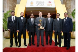 Trelleborg wins top Sri Lankan export award