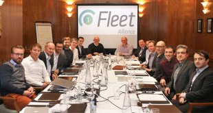 1-Fleet Alliance holds landmark meeting in London to forge closer pan-European telematics collaboration