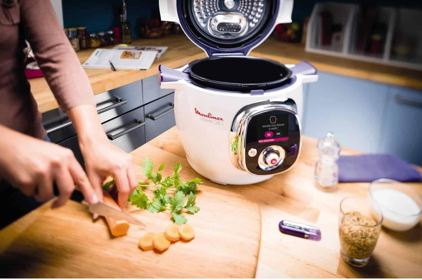 Los Mejores Robots De Cocina Moulinex La Marca Líder