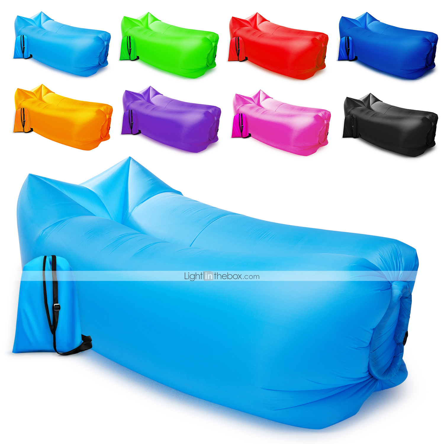 Air Sofa ár Air Sofa Inflatable Sofa Sleep Lounger Air Bed Outdoor Camping