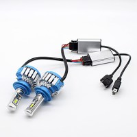 Philips 70w 7200lm H7 LED Lampe Scheinwerfer Kit Auto ...