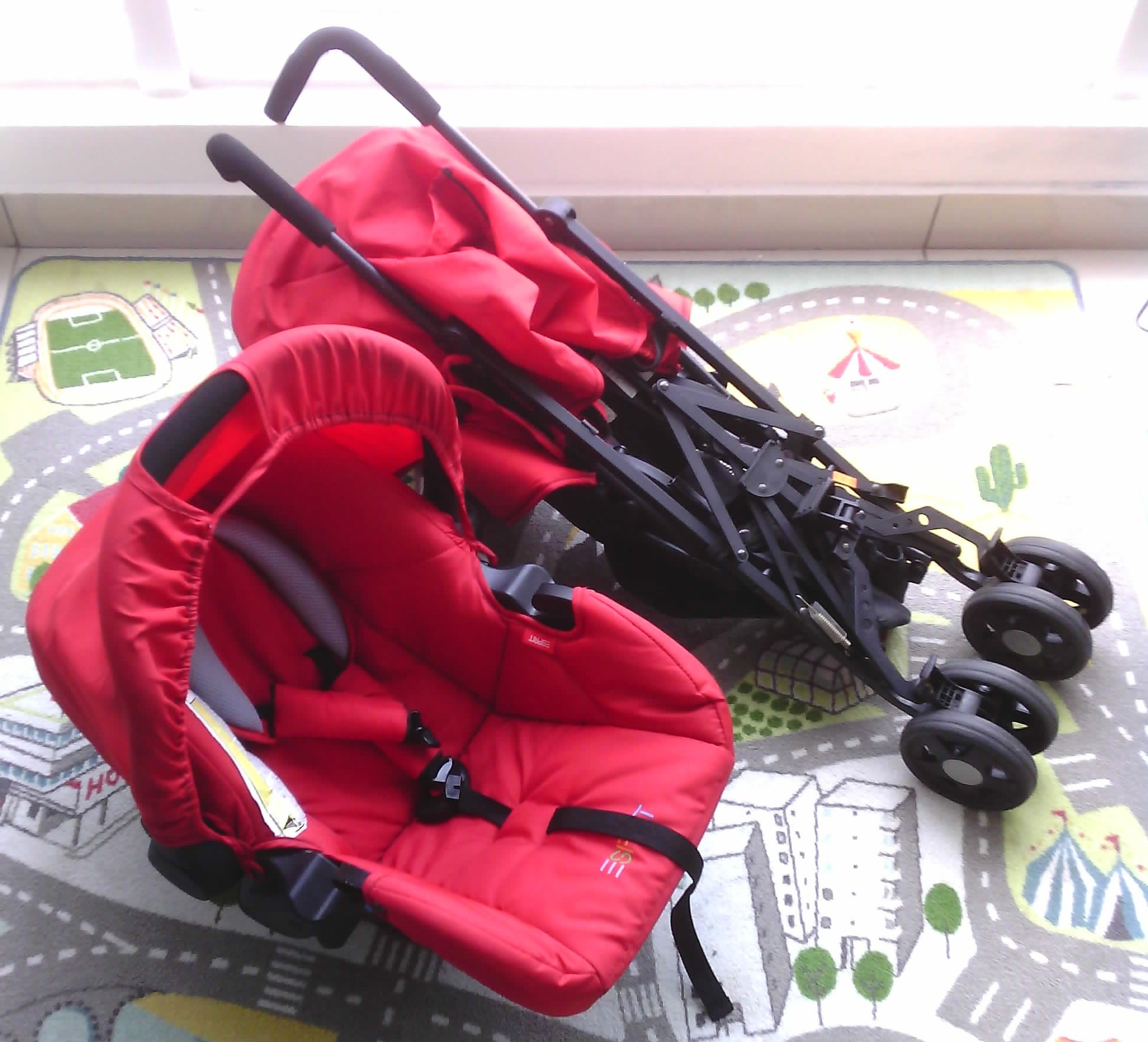 Car Seat Carrier Stroller Esprit Stroller Car Seat Travel System Sold Mia