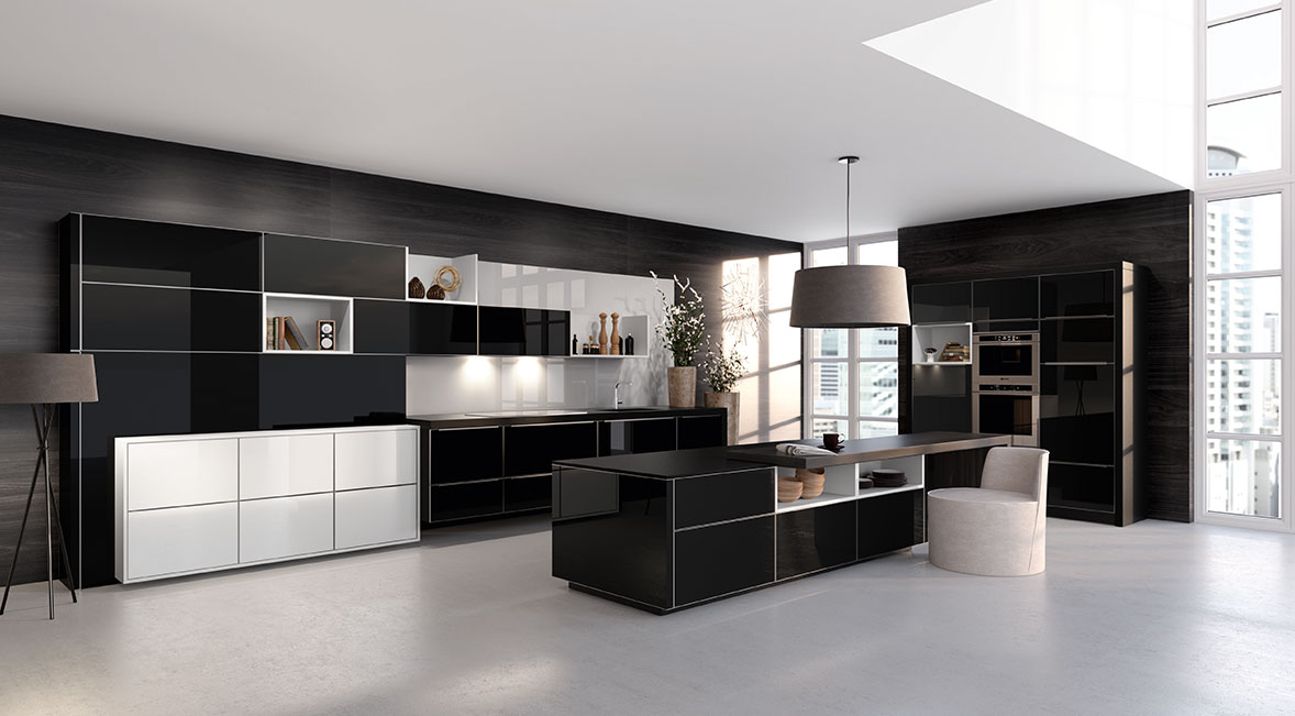 Cabinet Ideas For Kitchens Alno Lands Two Luxury Condo Projects In Miami