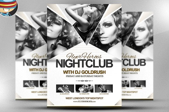 How to Promote Your Miami Nightclub With Flyers / Miami Flyers Blog