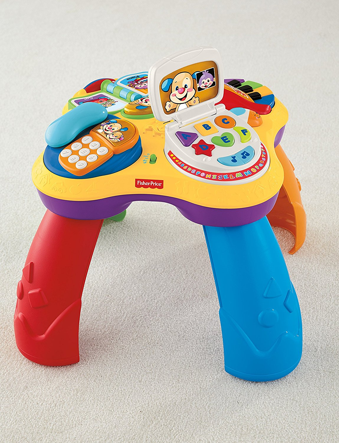 Mesa Musical Fisher Price Mesa De Atividades Bilingue Fisher Price Laugh And Learn