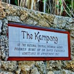 The Kampong Botanical Garden