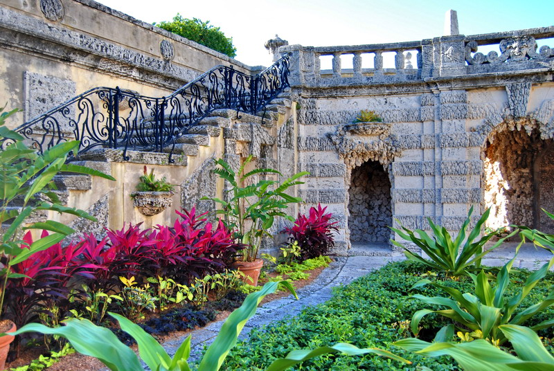 Vizcaya Museum Gardens Miami Kids Activities