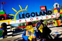 Free Legoland passes for teachers