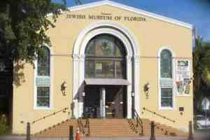 Jewish Museum of Florida-FIU free every Saturday
