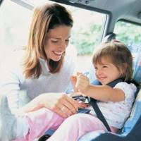 Free child car seat safety program