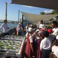 Miami Science Barge tours