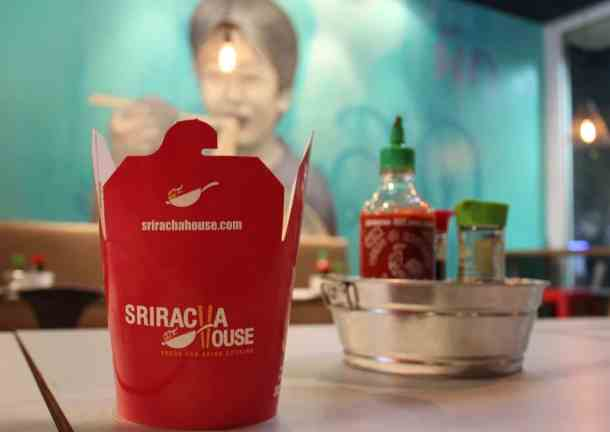 Best South Beach cheap eats - Sriracha House