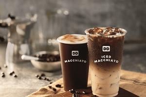 Dunkin' Donuts offers $1.99 lattes & macchiatos