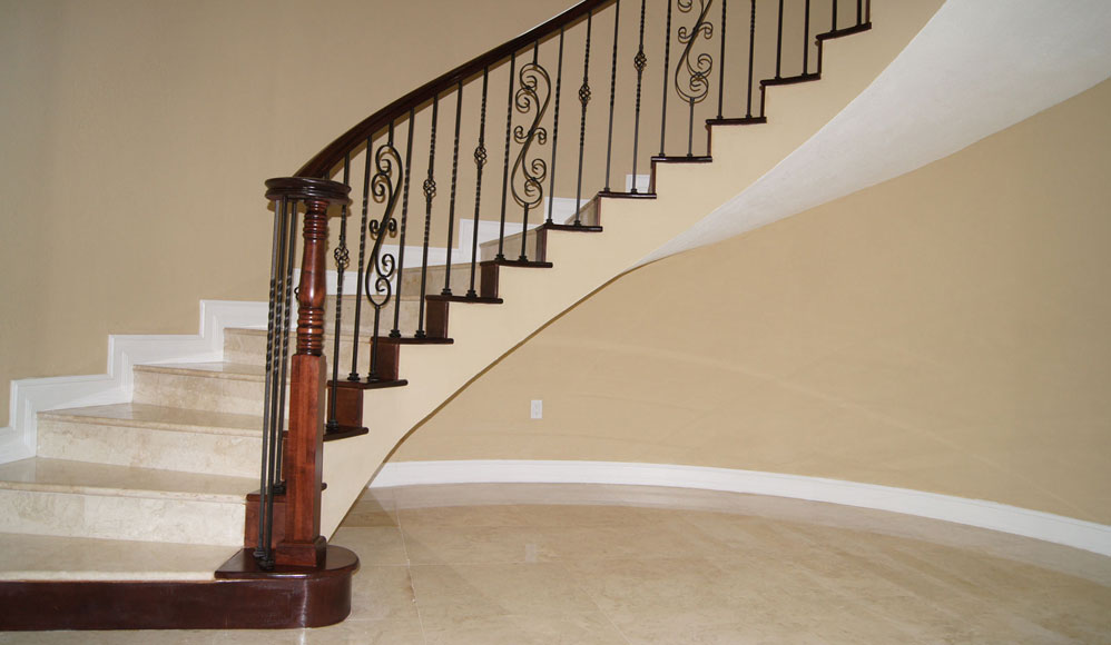 Stairs Glass Railings Stainless Railings Wood