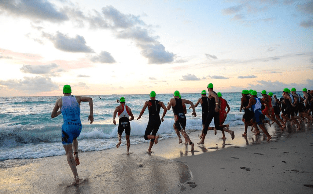 South Beach Triathlon