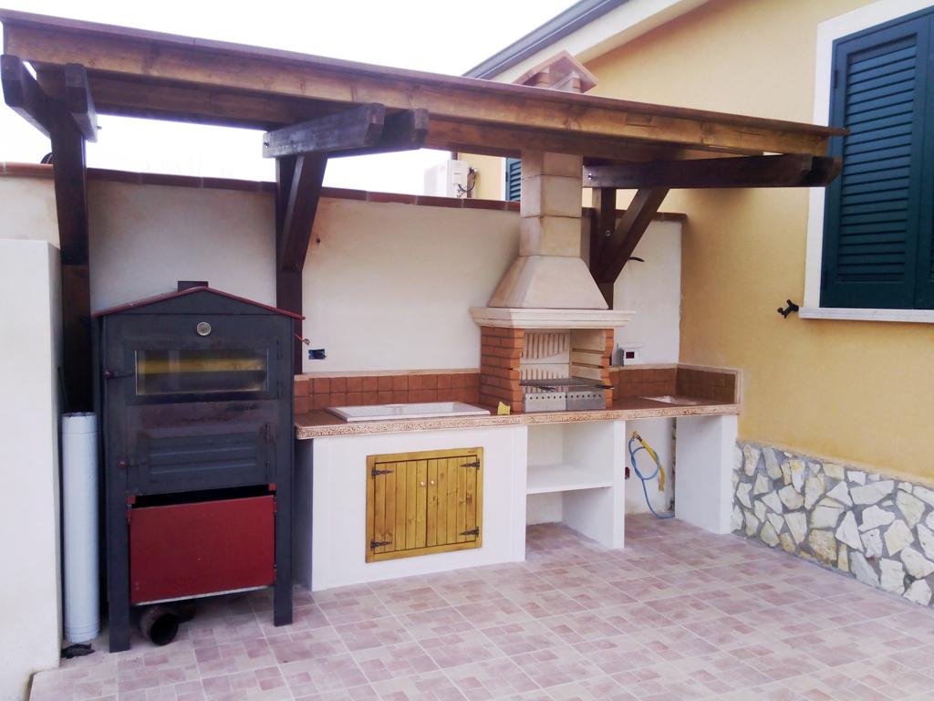 Stunning Cucina In Muratura Da Esterno Images - Lepicentre.info ...