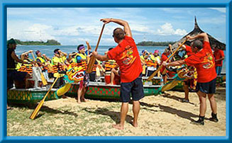 sail in asia teambuilding dragonboat