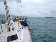Sailing Teambuilding in Phuket