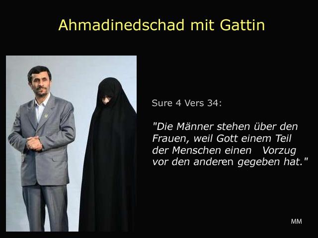 die pflichten einer ehefrau im islam