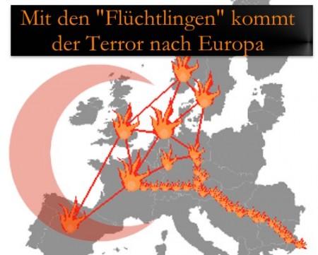 Terror Islam EU
