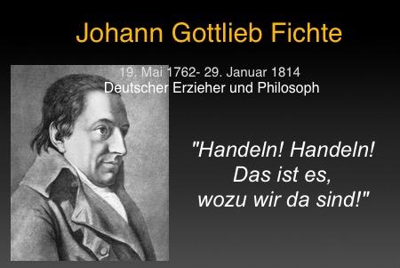 Gottlieb Fichte
