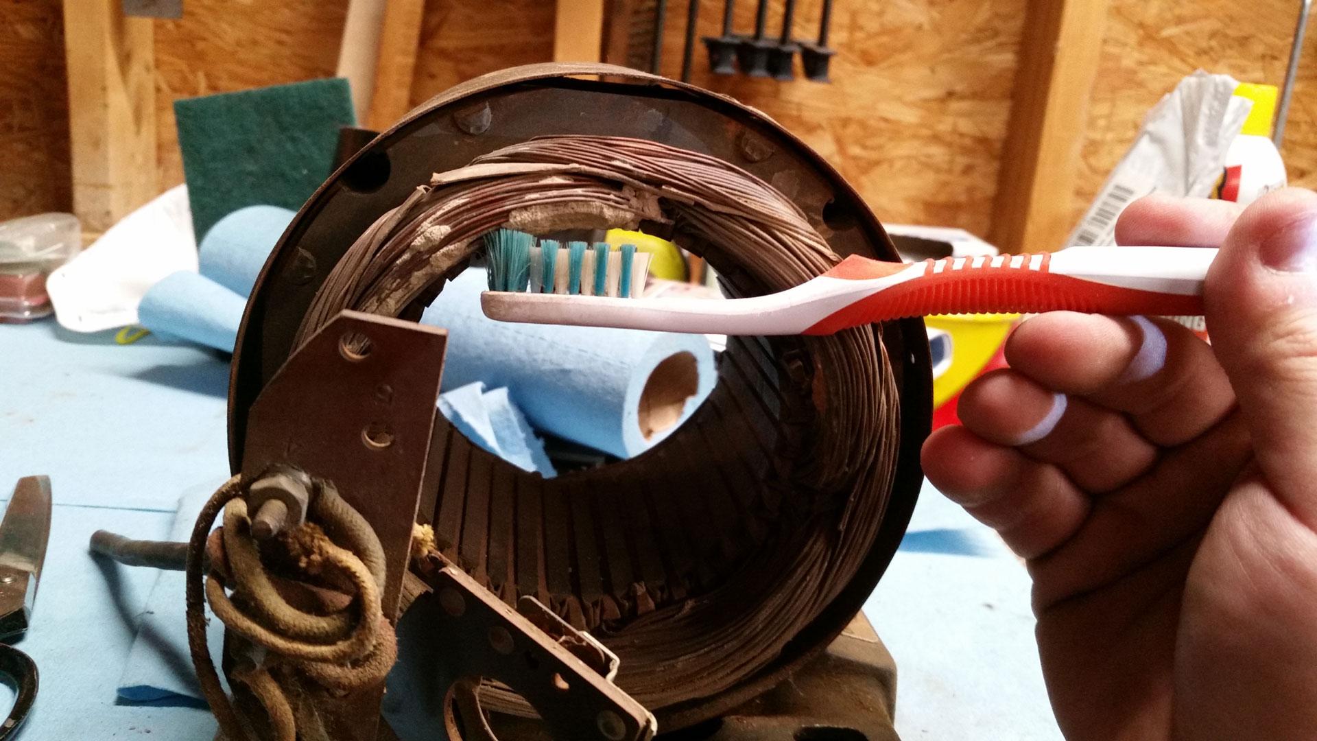 Craftsman 115 6962 Motor Restoration ndash Michael