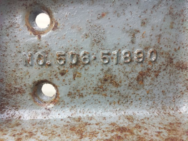Model number 506-51890