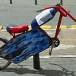 Bicycle 150 sq