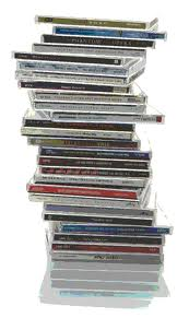Selling a stack of cds