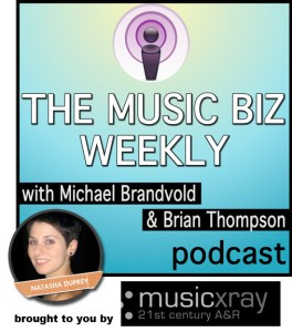 Music Biz Weekly Podcast brougth to you by Music XRay