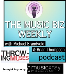Kristin Hersh talks with the Music Biz Weekly podcast