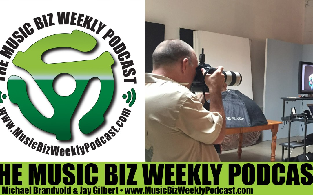 Ep. 209 What You Need to Know About Band Photos & Live Concert Photos