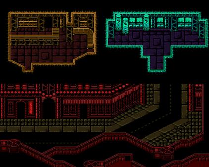 Overhead Tiles