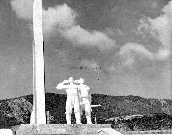 Librazhd Martyrs' Cemetery - 1971