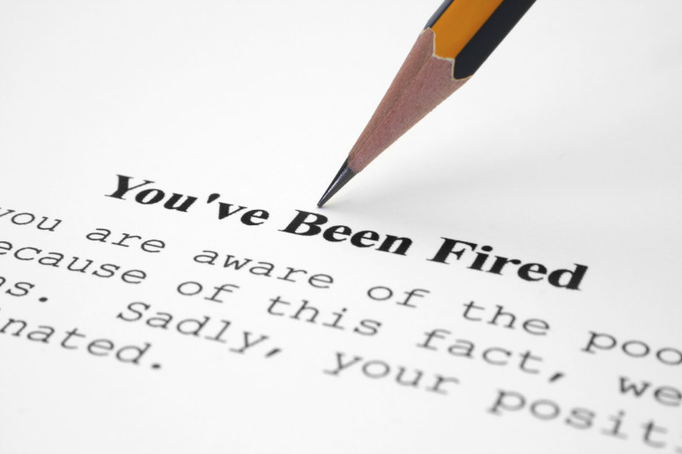 Job Abandonment Letter Job Termination Letter Of An Employee For - employee termination guide