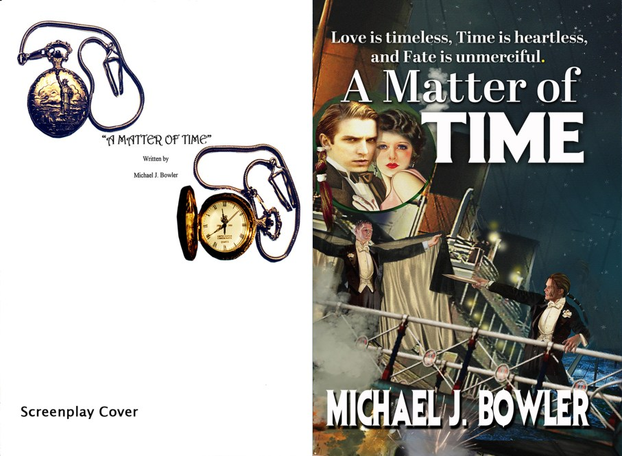 A Matter of Time Covers smaller