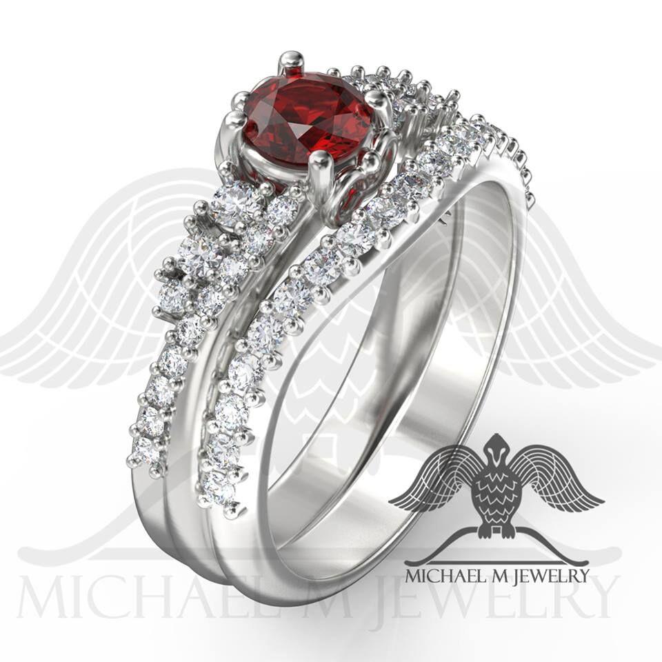Fullsize Of Silver Engagement Rings