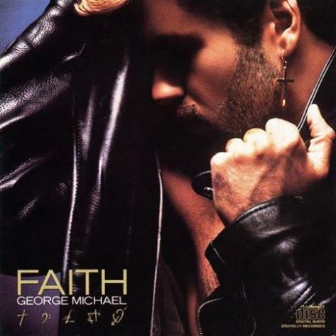 Based on the album cover, I thought this would be full of some hard tunes. Boy was I surprised. #nowplaying 1989: Faith by George Michael #instagrammycountdown