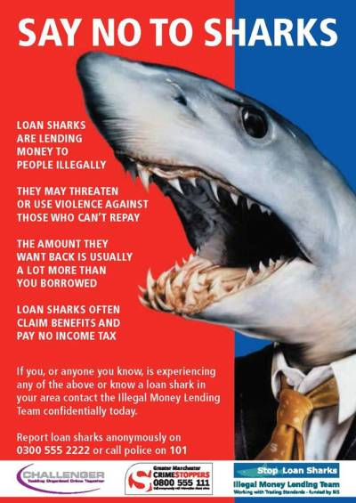 Illegal Money Lenders – Week of Action | Michael Powell