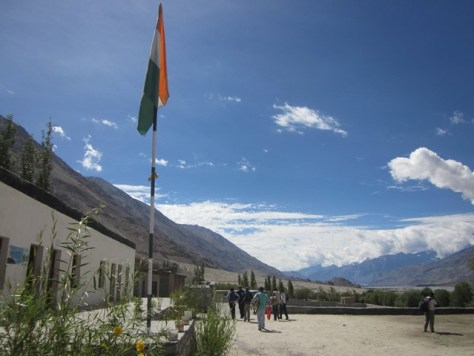 Government High School, Panamik, Nubra Valley