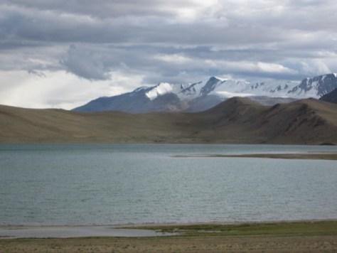 Sumdo Lake, aka Khatsang Kara or Kiagar Tso.