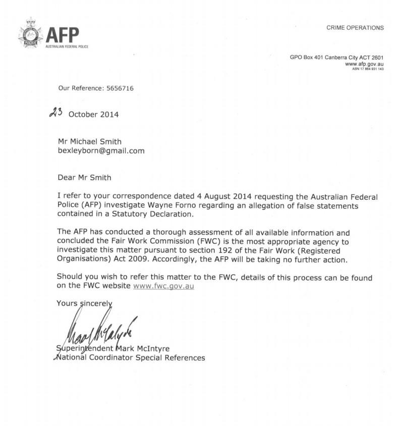 Statutory Declaration Letter Format 489 Statutory Notices Of Deficiency Internal Revenue Australian Politics October 2014