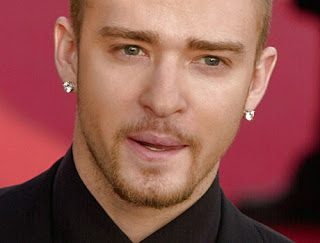 Justin Timberlake Earrings