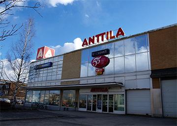 Anttila, unos míticos grandes almacenes al borde del cierre