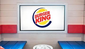 Sauna Burger King