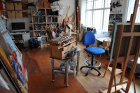 My studios, London and Valencia  the importance of the ...
